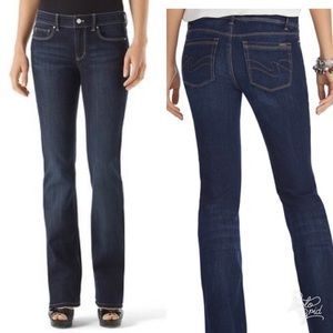 White House Black Market Feel Beautiful Jeans
